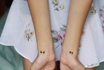 Lovely tattoos / by Ciao Bella Styles