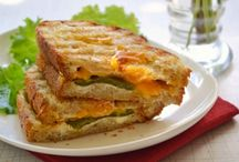 Panini Recipes / by Chez Echeverri