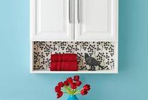 Bathroom / Decorating / by Amy Blair