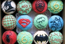 Cupcake Ideas for the kiddies / by Ashley Green