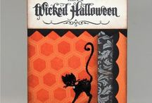 fall/halloween cards / by Molly Peckham