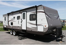 Travel Trailers / #traveltrailer #rvs #rvsforsale #traveltrailersforsale / by RV Trader