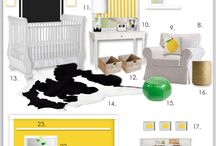 Project Nursery Design Boards / Fun design ideas and clever room creations on boards from the blog. But alas, we now have Pinterest! / by Project Nursery | Junior