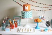 cakes & cupcakes / by Stephanie Epp