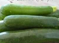 Zucchini recipes / by Kiley Shewmaker Argo