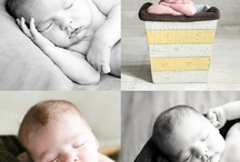 baby pic ideas / by Anika Whittier