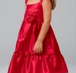 Dress ideas for McKayla and MiMi / by Denise Bennett-Redden
