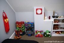 Playroom / by Jillian G