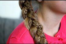 Hair Ideas / by Mia Gingerich