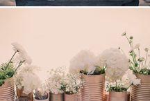 Table Decor Ideas / by Leigh Anne, YourHomebasedMom