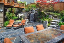 Outdoor living and fun / by Stacie Smith-Ocker