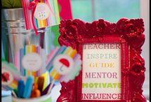 Teacher Ideas & Inspiration / by Sara Beyer
