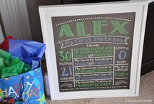 First Birthday Party / by Alisha Soderquist