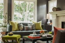 New living room  / by Mary Jo Larson