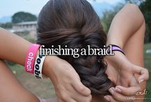 Just girly things / by Ashley
