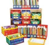 class library / by Nancy Dowd