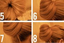 Hairstyles To Try / by Elyssa Carr