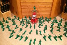 Elf on the Shelf / by Erin Spencer