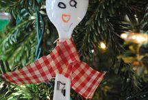 Christmas Ornaments / by Malisa Howerton