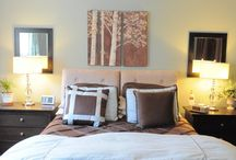 Bedroom / Ideas for cozy bedrooms / by Marty Hill