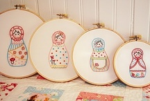 Embroidery  / by HomeBakedOnline