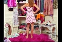 My dream closet  / by Ashley Coffman