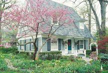 cottage ideas / by The Lavender Tub - Ellie