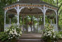 ~Gazebos, Pergolas, Porches, Verandas, Decks, Trellises, decks, etc.~ / by Sharon Phillips