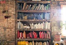 Books ~ Where To Put Them / by Amanda Panda
