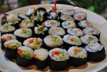 Sushi / by Galiazzi Familia