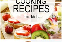 cooking with our kids / by Hope Dotson