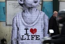 Arte de Rua / by Odem Portugal