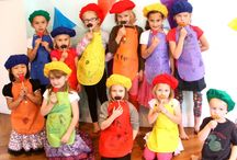 Kids pARTy ideaS / by Laura Nacario