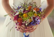 wedding flowers / by Marie / Markhed Design