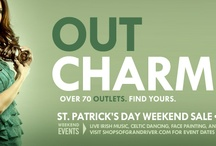 St. Patrick's Day At OSGR / by The Outlet Shops of Grand River