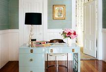 Home office / by Alexandra Aimee