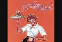 50s and 60s rock & roll / by Connie Ochsner