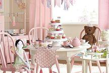 Tea Party! / by Susan Schmarkey