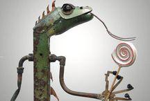 Mixed Media Sculpture / by kaynara jewellery