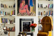 Dream House: Rooms for Living / Spaces which inspire snuggling, family and every day beauty / by Liz Nelums