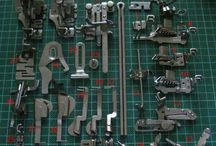 Sewing - Machine Attachments & Presser Feet / by Claire Sew-Incidentally