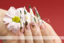 Nail arts I admire / by Tenshi No Hana