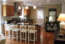 Kitchen Ideas / by Sara Malone