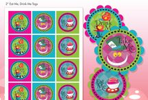 Our Printable Collections / by Squared Party Printables