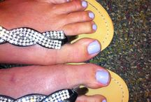 Toes / by WHOOTY MARCY