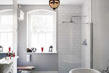 Bathrooms / by Marie Cole-Keene