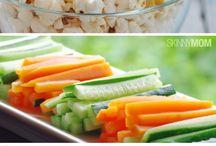 Healthy Snacks / by Myisha Jackson-Hamilton