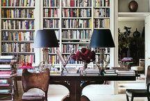 Library / by Christina Simon