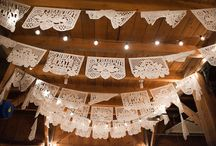 {garlands} / by Paige Penrod