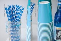 Brinlees 3rd Blue Birthday party / by Jordan Carroll